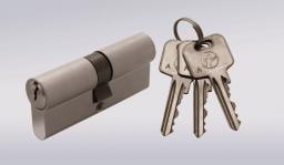 Łucznik Wkładka drzwiowa 35/35 EL5 zwykła satyna (EL5 35-35)