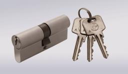 Łucznik Wkładka drzwiowa 30/30 EL5 zwykła satyna (EL5 30-30)