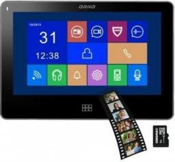 Orno Wideo monitor OPT bezsłuchawkowy, kolorowy, LCD 7cali do zestawu z serii EXEDRA i REX MEMO, dotykowy OR-VID-EX-1034PMV (OR-VID-EX-1034PMV)