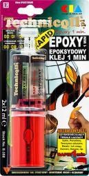 Technicqll Klej Epoxy bezbarwny 2x12ml Technicoll