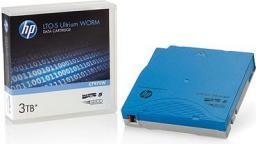 Taśma HP LTO-5 Ultrium 3 TB jednokrotnego zapisu (C7975W)