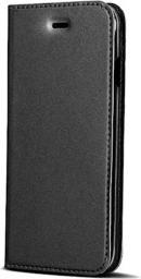 TelForceOne Pokrowiec Smart Premium do Motorola G5 Plus czarny (GSM032735)