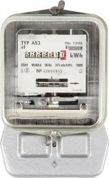 REDS Licznik energii elektrycznej 1-fazowy A52 A52 10/40A 220V (0941-221BY-YY002)