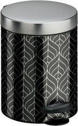 Kosz na śmieci Meliconi na pedał 5L Art Deco 2 (14005543601BA)