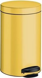Kosz na śmieci Meliconi na pedał 14L żółty (14014908300BA)
