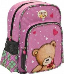 Eurocom Plecak dziecięcy Popcorn Bear 1  (284626)