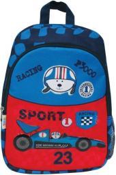 Eurocom Plecak dziecięcy duży Racing Sport (282356)