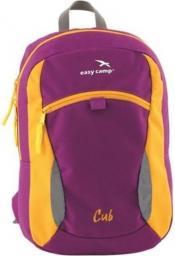 Easy Camp Plecak turystyczny Cup Kids Sacs 13L fioletowy
