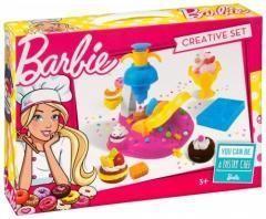 Mega Creative Masa Plastyczna Z Wyciskarką Barbie RP (275150)