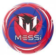 Dumel Piłka nożna czerwono - granatowa Messi (275624)