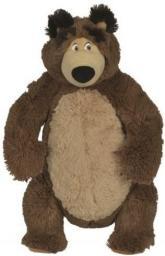 Simba Masza i Niedźwiedź Pluszowy Misiek 43cm