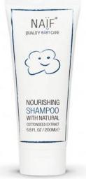 Naif Odżywczy szampon dla niemowląt 100% Naturalny MINI 15 ml