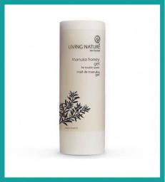 Living Nature Miód Manuka w żelu 100% Naturalny Living Nature (przeciwtrądzikowy) 50 ml