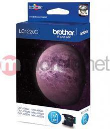 Brother tusz LC-1220C (cyan)
