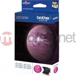 Brother tusz LC-1220M (magenta)