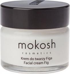 Mokosh Krem wygładzający do twarzy Figa MINI 15 ml