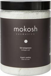 Mokosh Sól kolagenowa do kąpieli 1000g