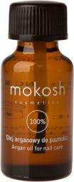Mokosh Cosmetics Argan Oil For Nail Care olejek arganowy do paznokci 12ml