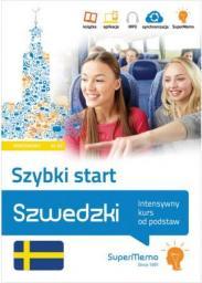 Szwedzki. Intensywny kurs od podstaw A1-A2