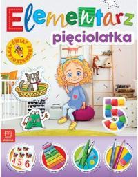 Elementarz 5-latka. Świat przedszkolaka