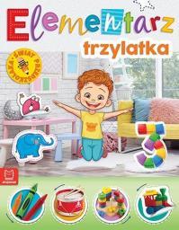 Aksjomat Elementarz 3-latka. Świat przedszkolaka