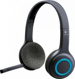 Słuchawki z mikrofonem Logitech H600 (981-000342)