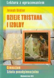 Lektura z oprac.- Dzieje Tristana i Izoldy BR