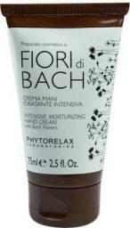 Fior Di Bach Intensive Moisturizing Hand Cream With Bach Flowers Nawilżający krem do rąk 75 ml