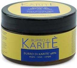 PHYTORELAX PHYTORELAX_Burro Di Karite Shea Butter Hands Face Body masło do ciała 100ml - 8030976008849
