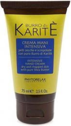 PHYTORELAX Burro Di Karite Crema Mani Intensiva Hand Cream Krem do rąk 75 ml