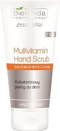 Bielenda BIELENDA PROFESSIONAL_Hand Program Multivitamin Hand Scrub multiwitaminowy peeling do rąk 175g - 5902169027278
