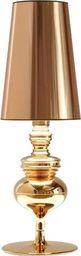 Lampa stołowa King Home Queen z abażurem  (5900000024158)