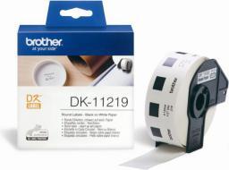 Brother Etykiety okrągłe DK-11219