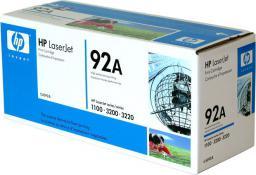 HP toner C4092A (black)