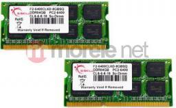 Pamięć do laptopa G.Skill F3-10666CL9S-4GBSQ