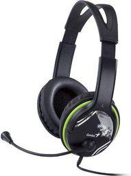 Słuchawki z mikrofonem Genius HS-400A (31710169100)