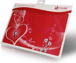 G-Cube Naklejka laptop Enchanted Heart GCBSE17SS