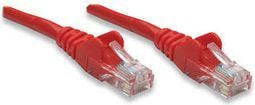 Intellinet Network Solutions Patch kabel Cat5e UTP 10m czerwony (325967)