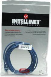 Intellinet Network Solutions Patch kabel Cat6 UTP 0,5m niebieski (342568)