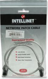 Intellinet Network Solutions Patch kabel Cat6 UTP 0,5m szary (340427)