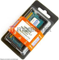 Pamięć do laptopa GoodRam DDR3 SODIMM 4GB 1066MHz CL7 (GR1066S364L7/4G)