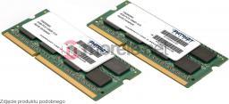 Pamięć do laptopa Patriot DDR3 SODIMM 2x8GB 1333MHz CL9 PSA316G1333SK