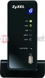 Serwer plików Zyxel  NSA310 1xHDD 3xUSB 1xGB ETh FTP (91-016-007001B)