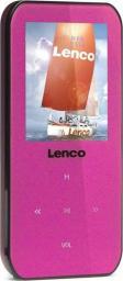 Lenco Odtwarzacz MP4 XEMIO-655 4GB różowy
