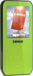 Odtwarzacz MP4 Lenco XEMIO-655 4GB ZIELONY