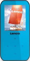 Odtwarzacz MP4 Lenco XEMIO-655 4GB NIEBIESKI
