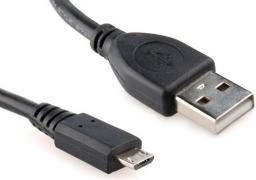 Kabel USB Gembird USB typ A - microUSB typ B (CCP-MUSB2-AMBM-0.5M)