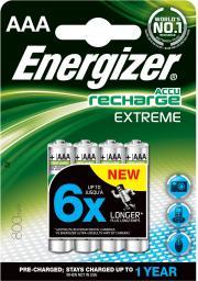 Energizer AAA EXTREME 4 szt. (635751)