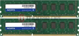 Pamięć ADATA DDR3, 16 GB,1333MHz, CL9 (AD3U1333W8G92)
