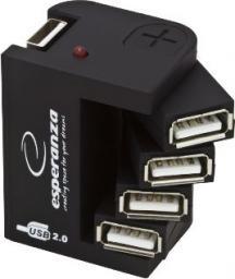 HUB USB Esperanza E5905784769929 - (EA126)